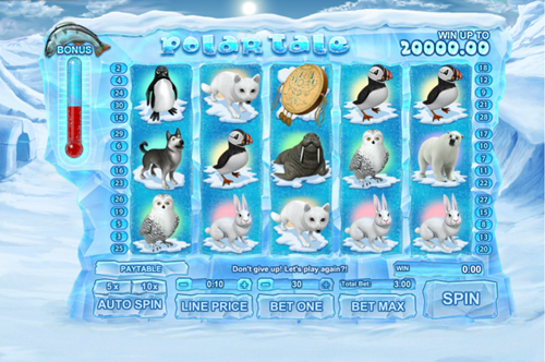 Spiele Polar Tale - Video Slots Online