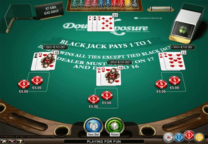 Pontoon - High-Paying Free Blackjack Game